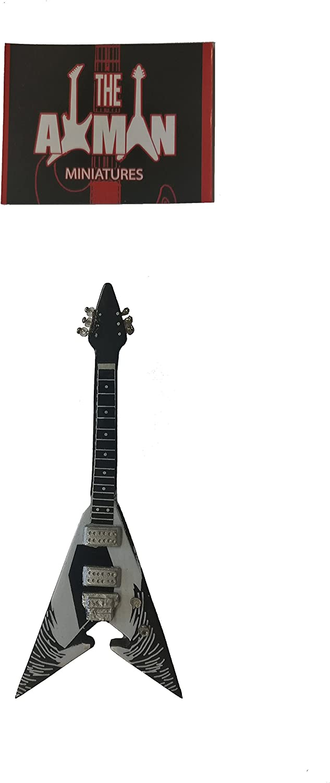 Guitarra imanes: Kerry King Flying V: Amazon.es: Instrumentos ...