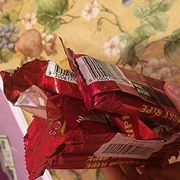 Amazon Com Cadbury Cherry Ripe 52 Gram Bar 6 Pack Chocolate Bars Grocery Gourmet Food