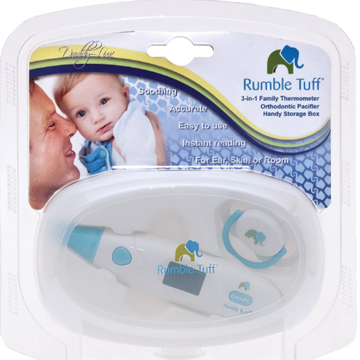 Amazon.com : Rumble Tuff Rumble-Luv Baby Care Gift Set, Daddy-Luv ...