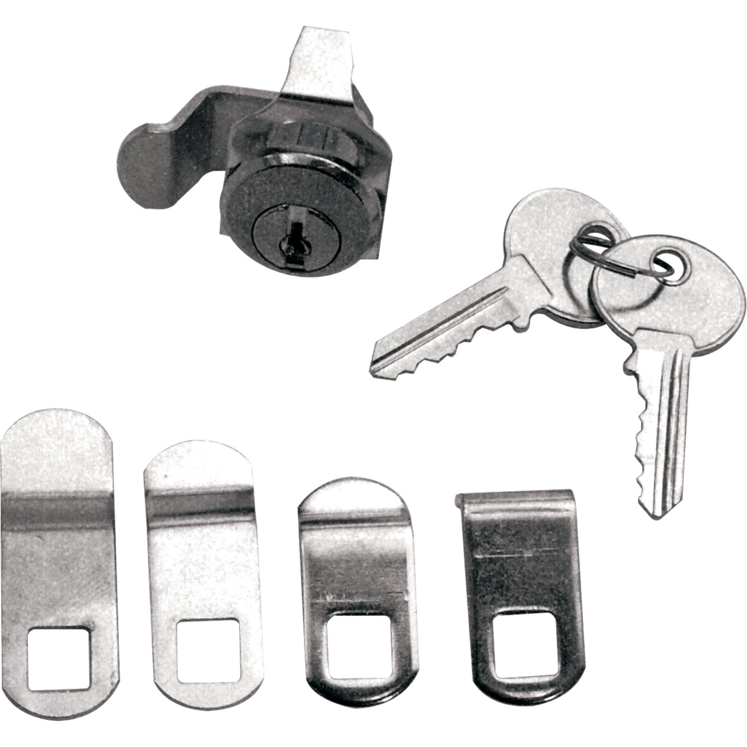 Prime Line Products S 4140 Universal Mailbox Lock Set With