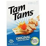 Manischewitz Original Tam Tams Snack Cracker, 9.6 Ounce - 12 per case.