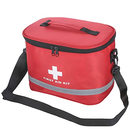 Amazon.com: zhiyi First Aid Bag - Bolsa de primeros auxilios ...