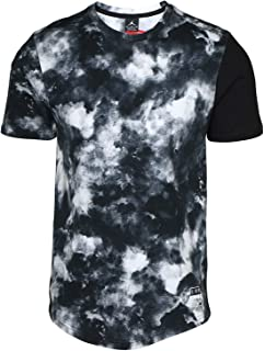 91e1fe1895a0a2 NIKE Mens Jordan JSW Like Mike AOP T-Shirt AJ1165 at Amazon Men s ...