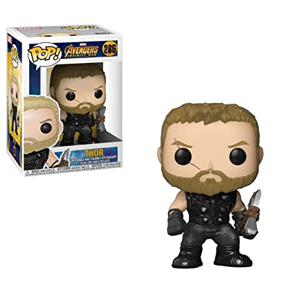 Amazon.com: Funko POP. Marvel: Avengers infinity Guerra ...