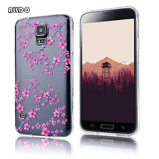 29 opinioni per AllDo Custodia in Silicone per Samsung Galaxy S5 Cover Gomma TPU Custodia