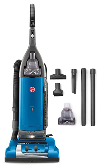 Amazon Hoover Vacuum Cleaner Anniversary WindTunnel Self Propelled Bagged Corded Upright U6485900 Home Kitchen