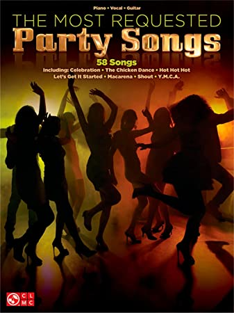 Amazon Cherry Lane The Most Requested Party Songs Pianovocal