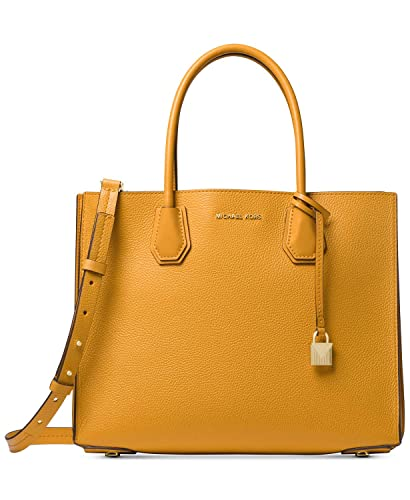Image Unavailable. Image not available for. Color  MICHAEL Michael Kors  Mercer Large Pebbled Accordion Tote ... df05ef5fbd