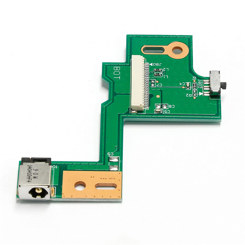 Connecteur de charge et d'alimentation compatible pour PC Portable ASUS N53SN, DC IN Jack Power, NOTE-X / DNX / Livraison Gratuite