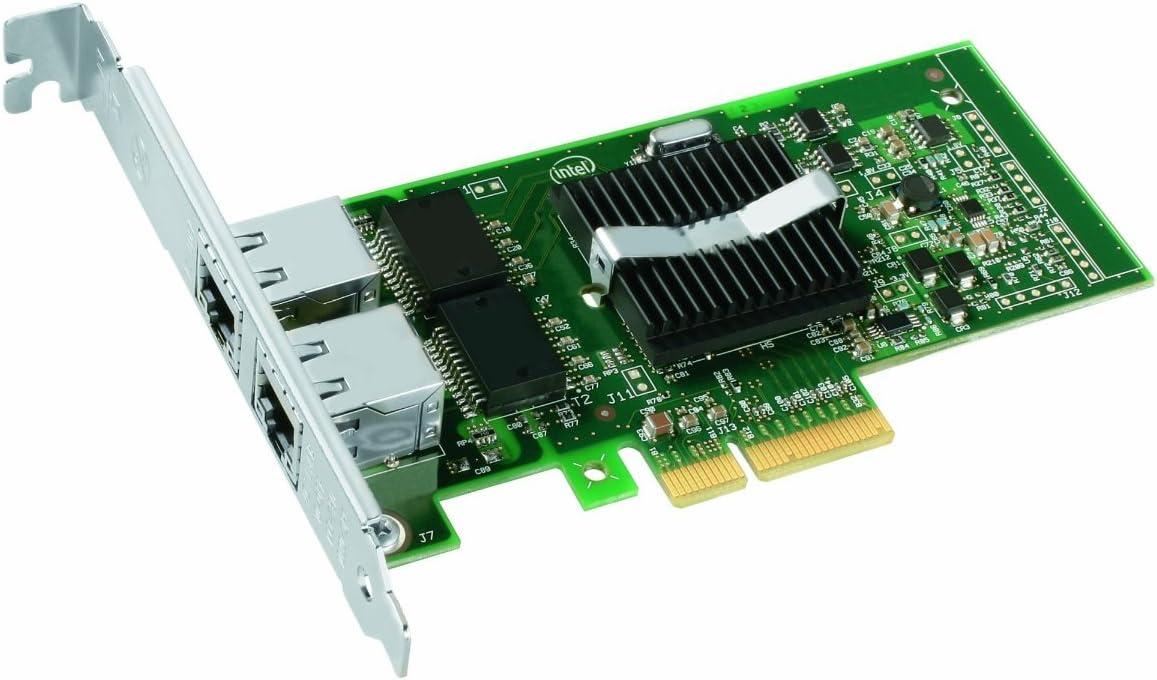 Gigabit Ethernet x 2 PCI Express x4 Netzwerkadapter Intel PRO//1000 PT Dual Port Server Adapter