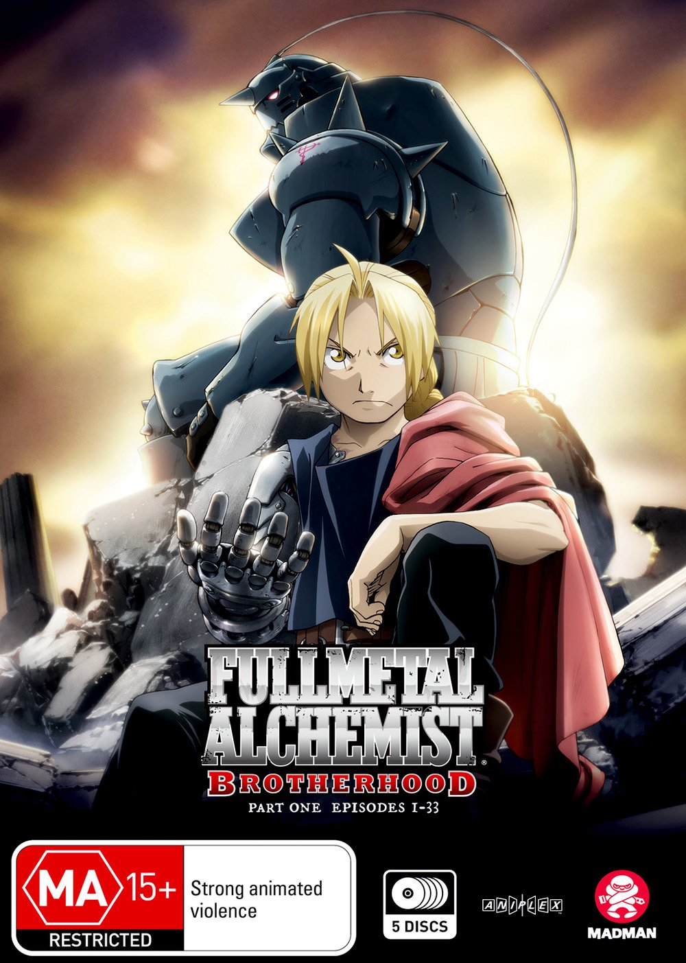 Fullmetal Alchemist Difference Between Brotherhood - Full ...