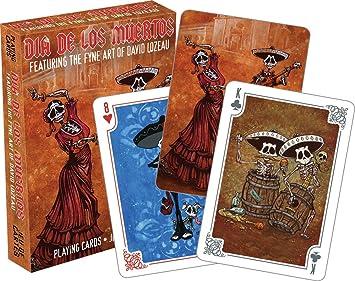 Aquarius - Dia de los muertos 2 juego de cartas: Amazon.es ...