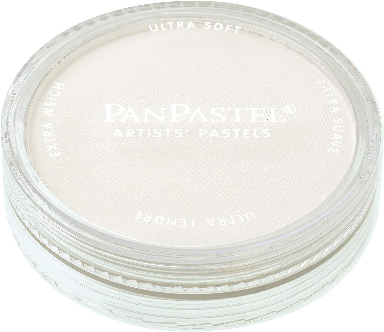 PanPastel 21005 Ultra Soft Artist Pastel, Titanium White, 100.5