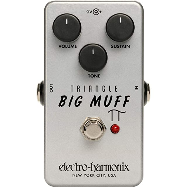エフェクター画像 Electro-Harmonix Triangle Big Muff Pi