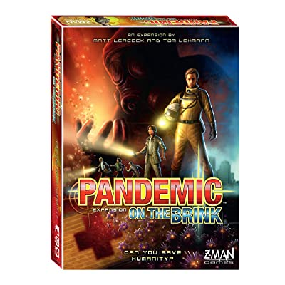 Pandemic: On the Brink: Industrial & Scientific