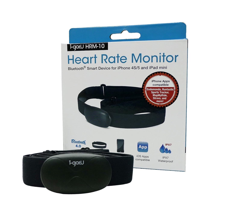 i-Got U - Monitor Bluetooth de ritmo cardiaco (compatible con las ...