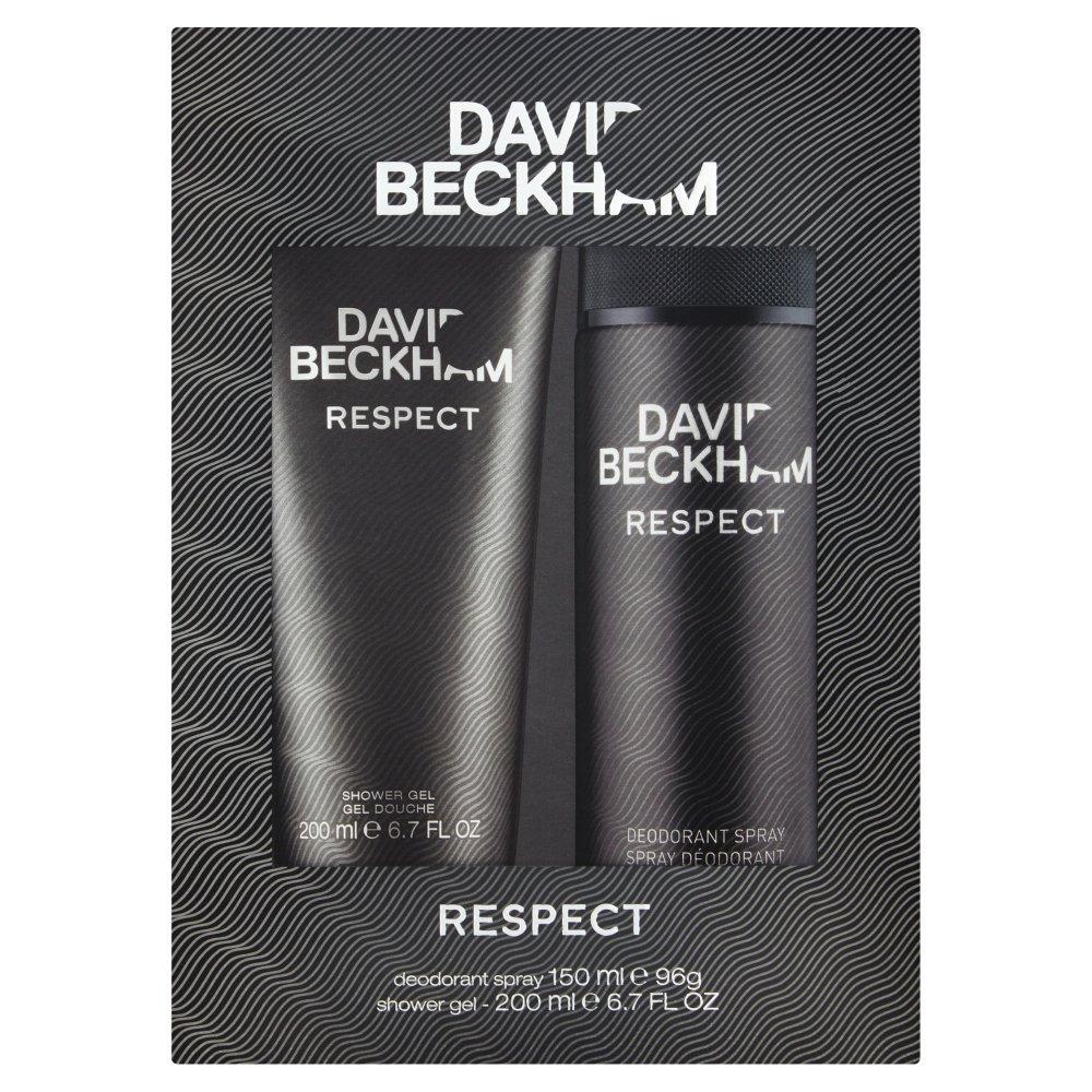 Dvid Beckham Respektieren Sie 150 ml Deo.Spr + Shower Gel 3614224219246