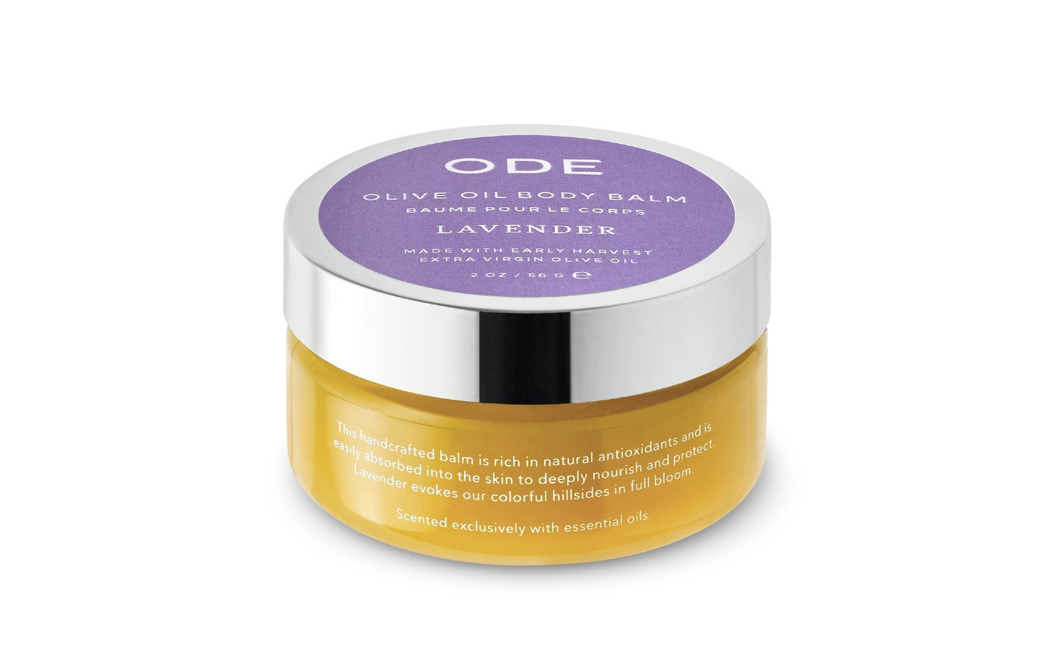 ODE natural beauty - Lavender Olive Oil Body Balm
