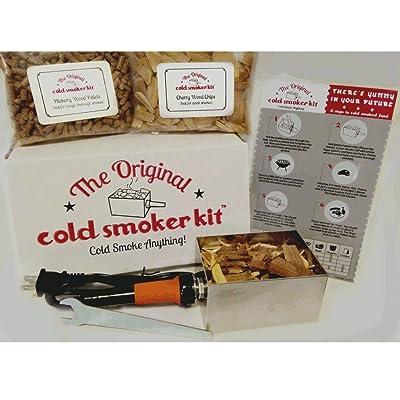 The Original Cold Smoker Kit : Garden & Outdoor