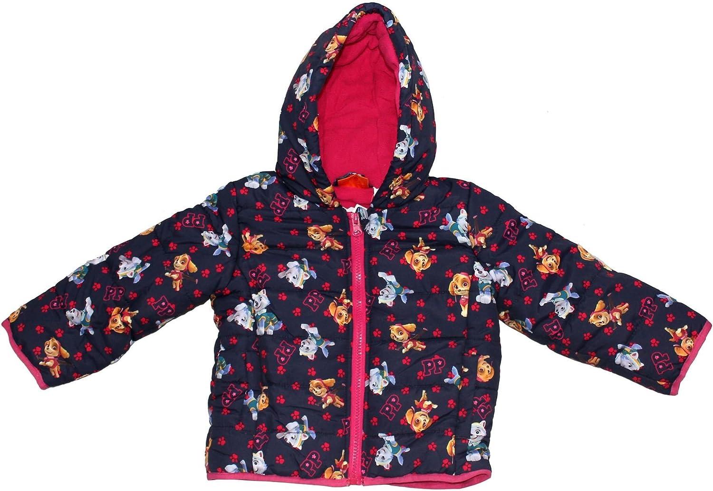 Paw Patrol Girls Multi Print Hodded Jacket By BestTrend