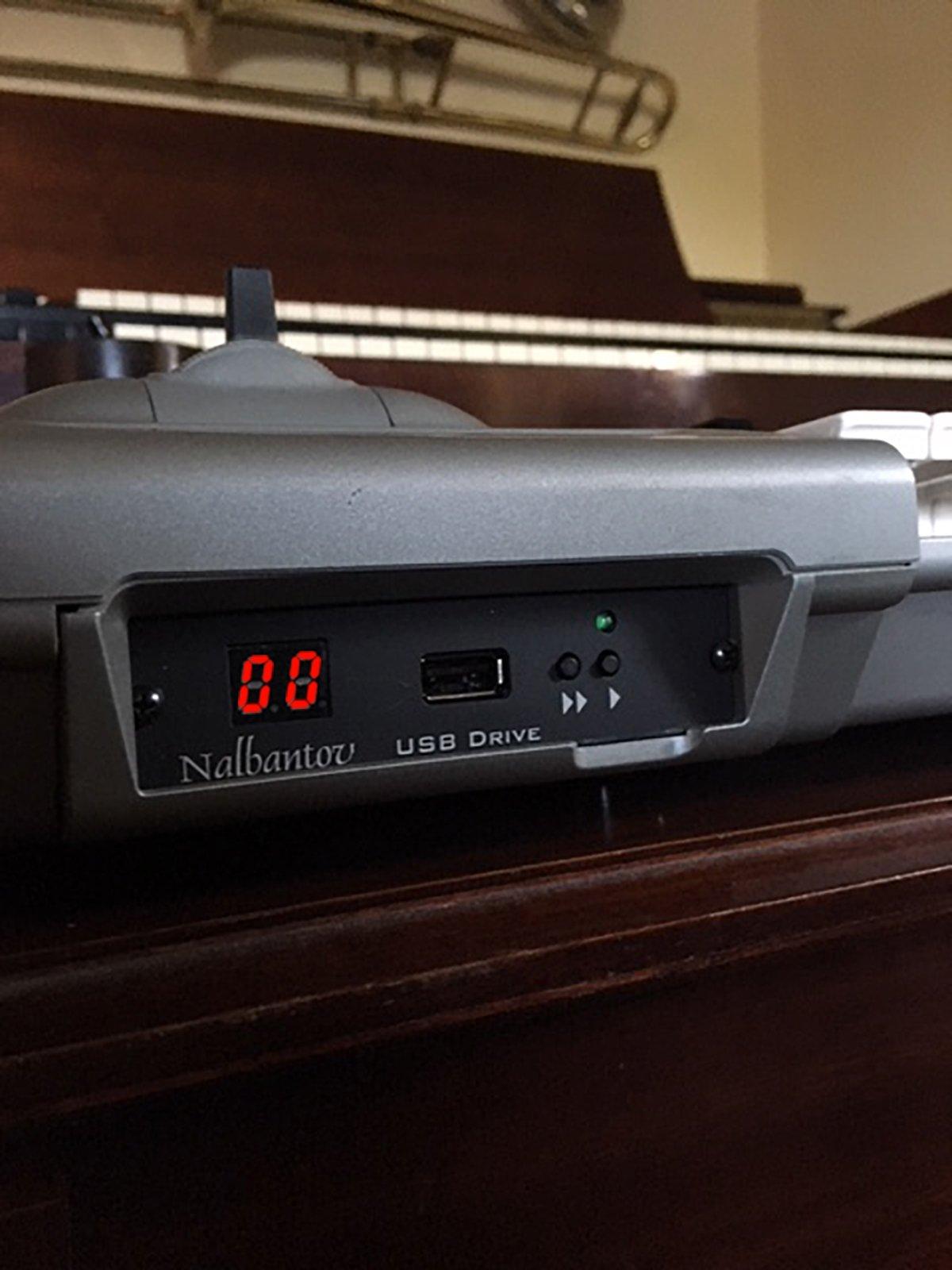 Nalbantov USB Floppy Disk Drive Emulator for Korg Trinity, Trinity Plus, Trinity Pro, Trinity Pro X, Trinity V3 by Nalbantov Electronics