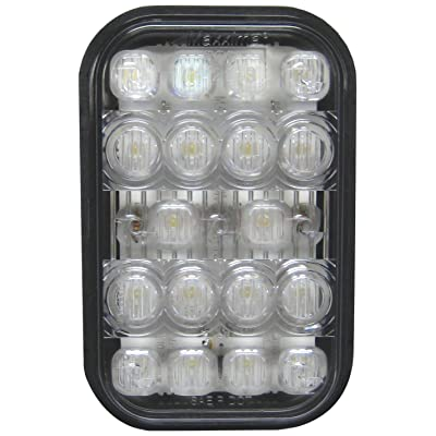 "Maxxima M42213 White 5\"" Rectangular Backup Light: Automotive [5Bkhe0803532]"