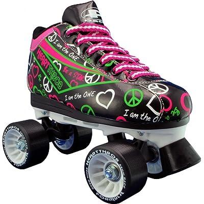Pacer Heart Throb Women's Roller Skates : Childrens Roller Skates : Sports & Outdoors