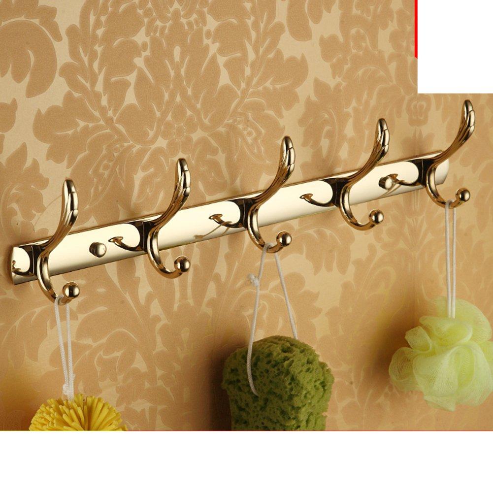 new clothes Hook/coat and hat hook /single Hook/European antique hooks/ wall-mounted Phoenix gig-J