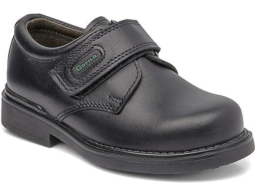 Gorila 3103 School - Zapato colegial niño/niña, Adaptaction