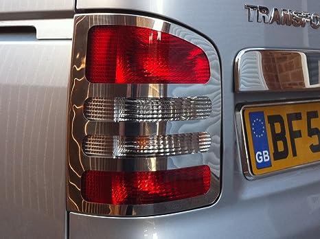 VW T5 Luz trasera Tapacubos modelo de portón trasero