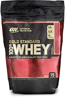 Optimum Nutrition 100% Whey Gold Standard - Enzyme Free ...