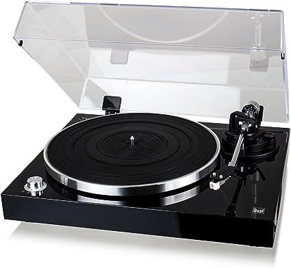Dual DTJ USB – Tocadiscos para DJ (33/45 U/min, Control de Tono ...