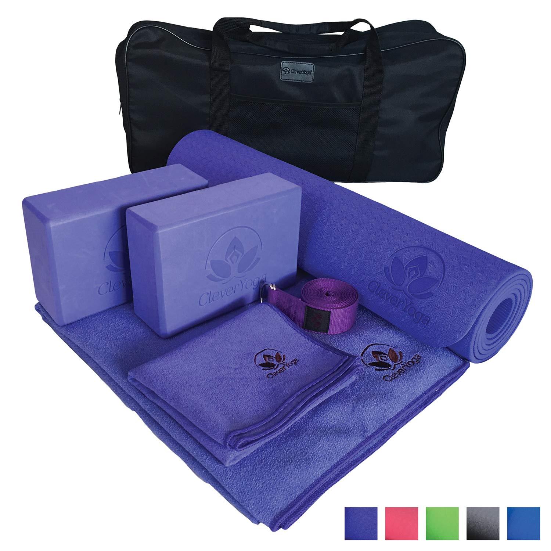 Yoga Set Kit 7-Piece 1 Yoga Mat