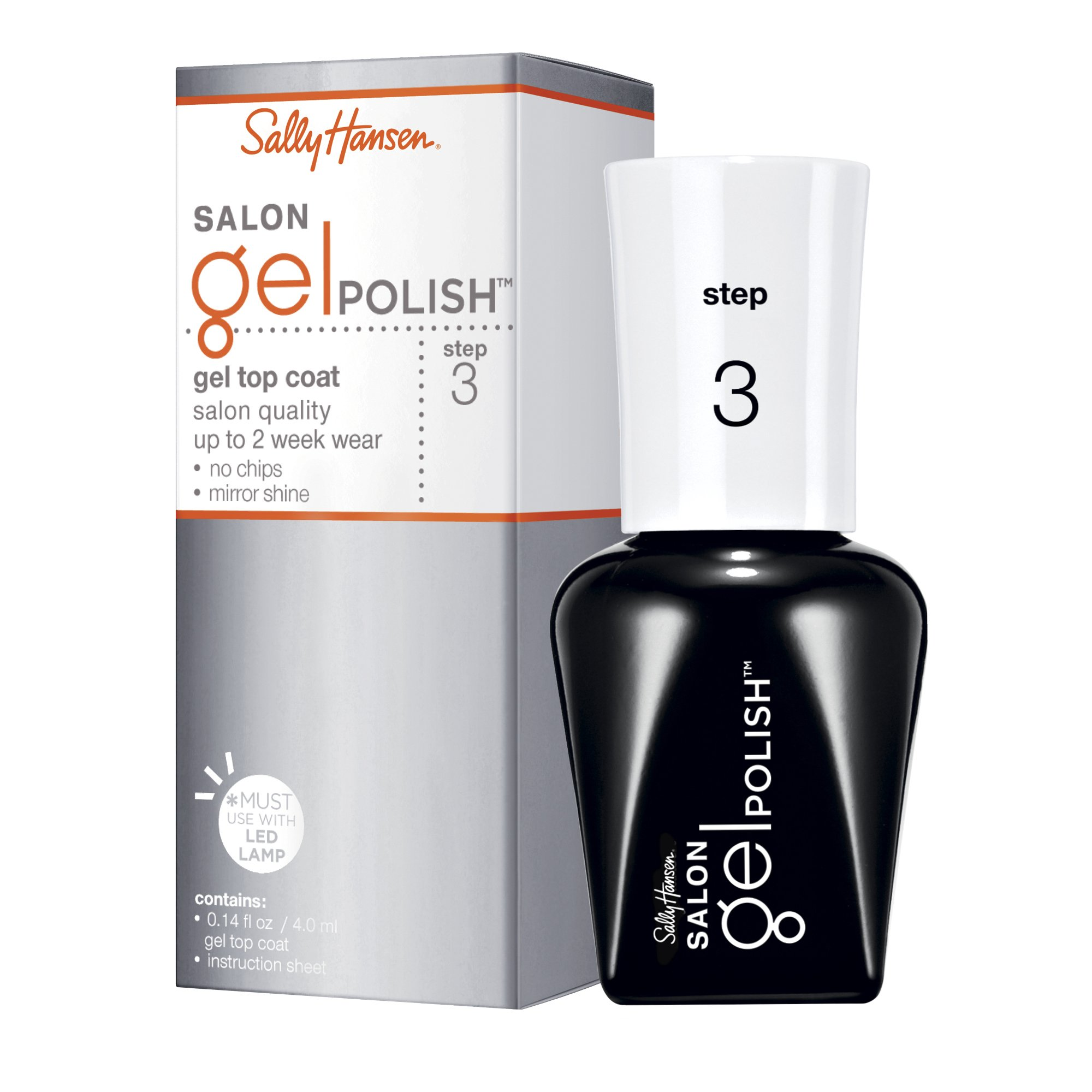 Sally Hansen Salon Pro Gel Nail Polish: Amazon.com : Sally Hansen Salon Gel Polish, Rosey Cheeks