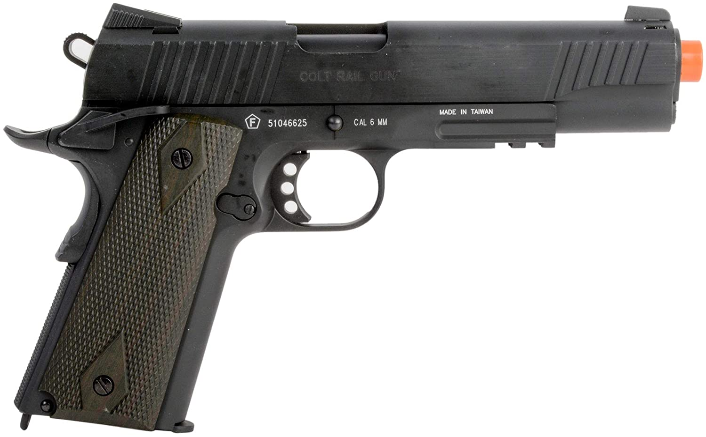 Colt 1911 Airsoft Pistol C02 Airsoft Gun