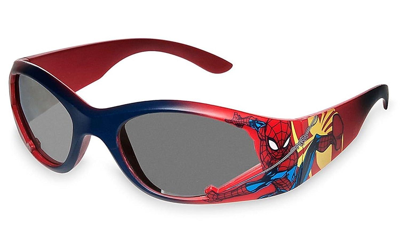 Spiderman Marvel Comics Boys Kids Occhiali da sole 100/% protezione UV