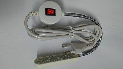 Flexo LED especial para maquinas de coser con IMAN