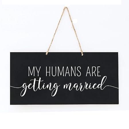 Cartel con cuerda para decoración de boda, aniversario ...