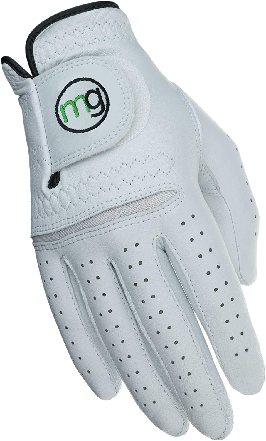 MG Golf Glove Mens DynaGrip Elite All-Cabretta Leather (Regular Sizes)