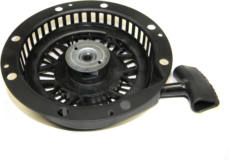 Recoil Pull Starter 590788 attaches Model Tecumseh OHH55-69050E