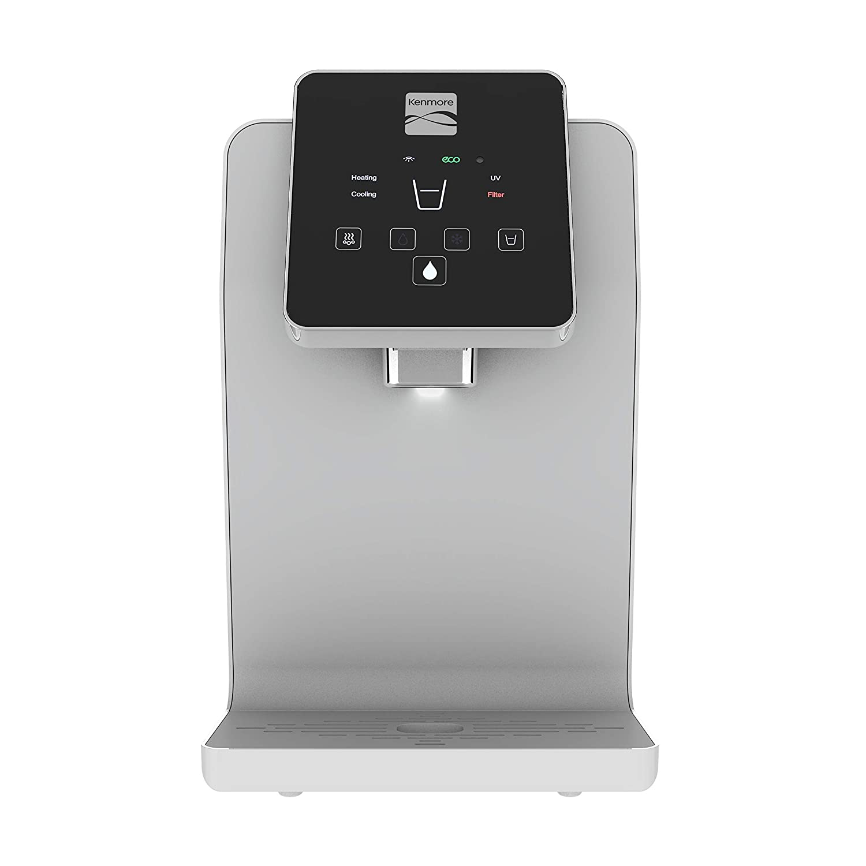 Kenmore Water Optimizer (White) - Countertop Water Purifier • Sterilizer • Dispenser