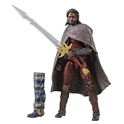 "Avengers Marvel Legends Series Infinity War 6"" Collectible Action Figure Heimdall Collection, Includes 1 Accessory: Toys & Games"
