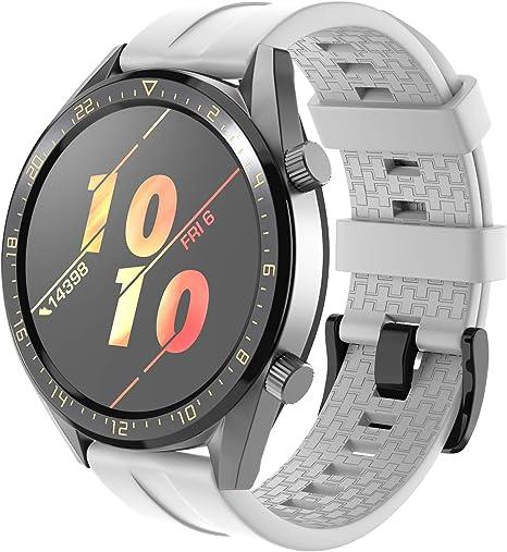 huawei watch gt elegant weiß