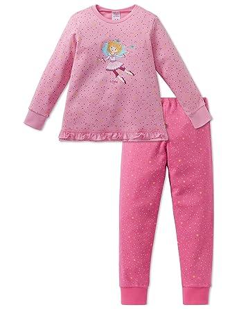 4d5ebc6612dfdc Schiesser Schiesser Mädchen Zweiteiliger Schlafanzug Prinzessin ...