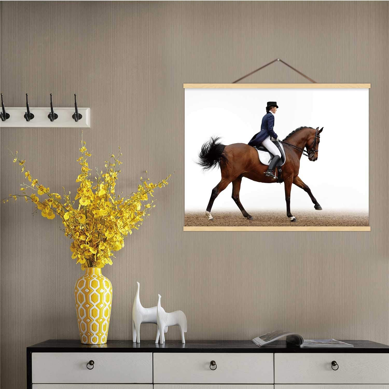 Hitecera Dressage,Decor Posters for Bedroom 16''W x 12''H