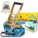 Macaco Travel Slackline - 11m Long (50mm Wide)