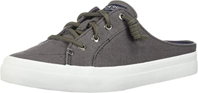 Crest Vibe Mule Canvas Sneaker