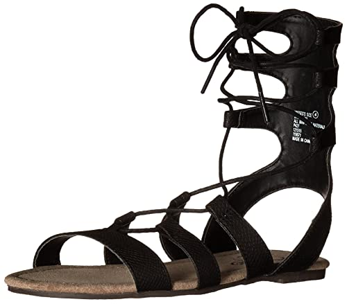 411d3545c6e Miss Vogue Stella Gladiator Sandal (Little Kid Big Kid)