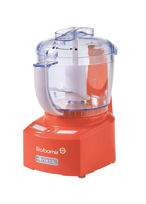 Ariete 00C176700AR0 Robomix Reverse Robot da Cucina, Arancio: Amazon ...
