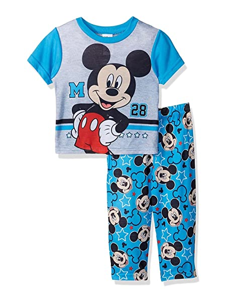 8534130f27c6 Amazon.com  Mickey Mouse Boys Pajamas (Toddler) (2T